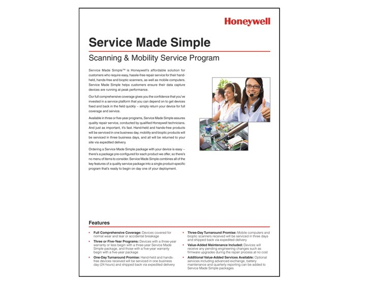 Honeywell Global Services