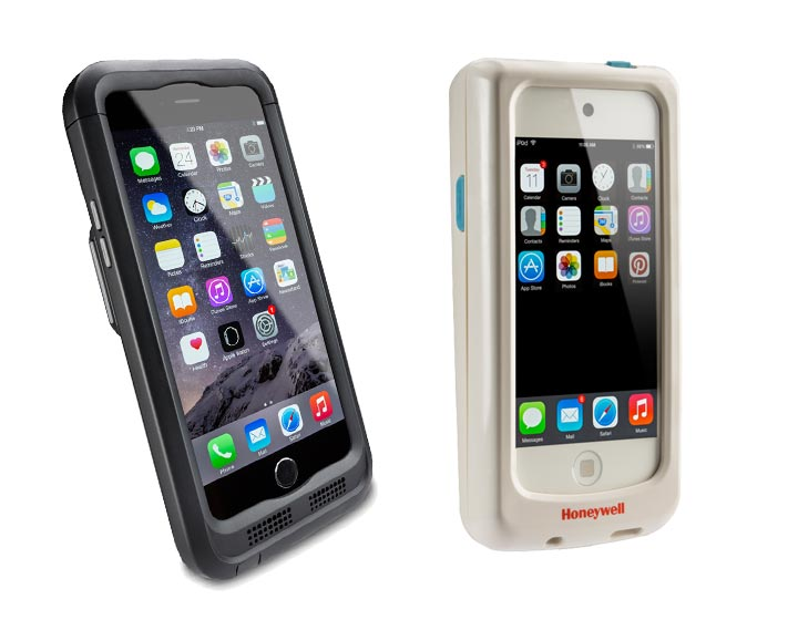 Honeywell Sleds for Apple iOS