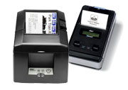 Paypal Here-supported Receipt Printers