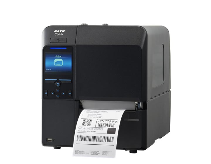 Sato Industrial Label Printers