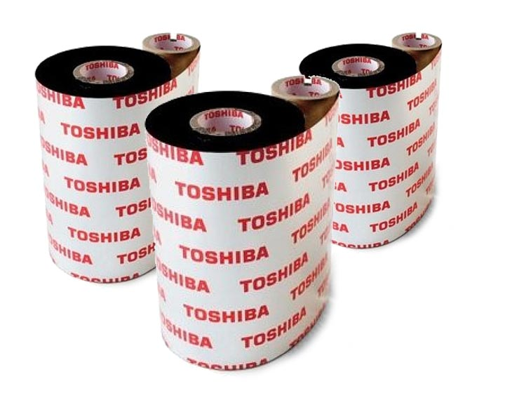 Toshiba TEC Thermal Transfer Ribbons