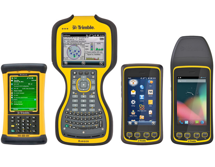 Trimble Rugged Mobile Computers