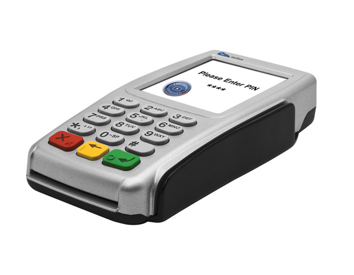 Verifone Card Payment Devices