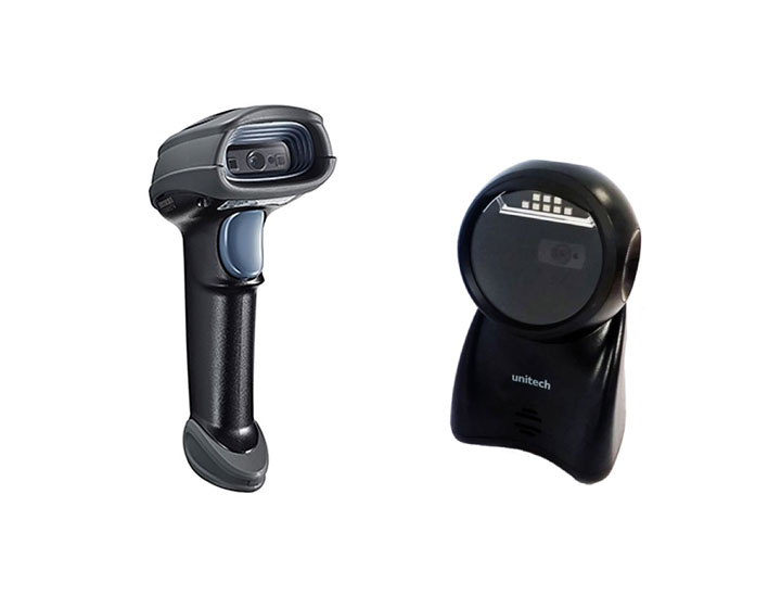 Unitech Barcode Scanners