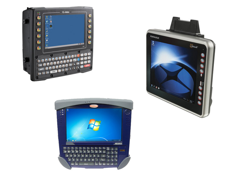 Vehicle Mounted Computers