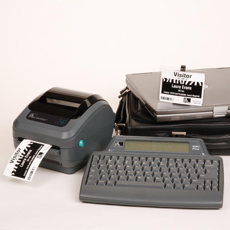 Zebra GK420d - Compact Direct Thermal Desktop Label ...