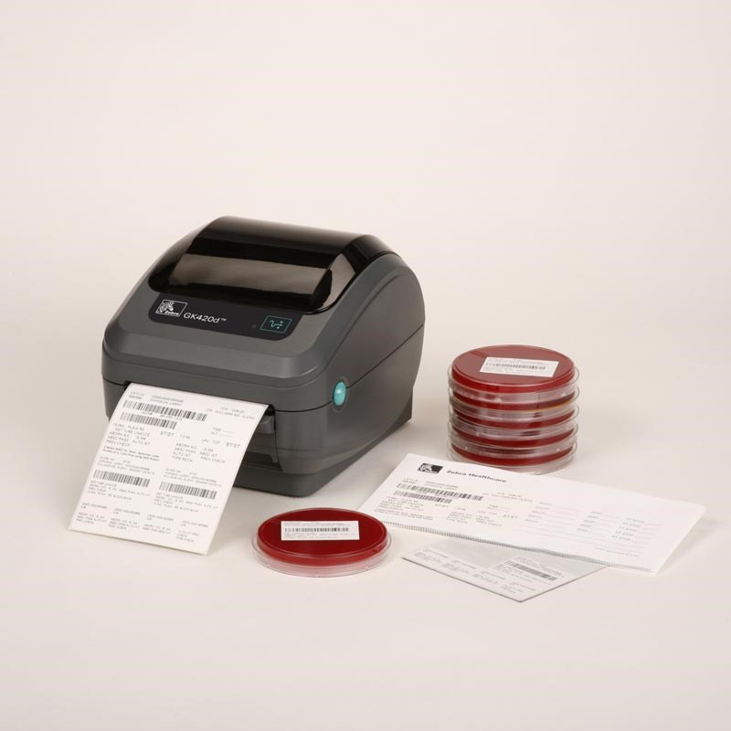 Buy Zebra GK420d - Compact Direct Thermal Desktop Label ...