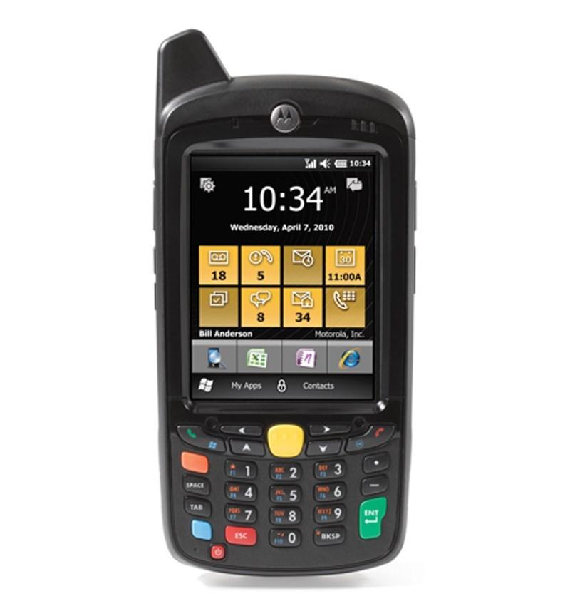 Buy Motorola Solutions Mc65 Rugged Software Configurable Dual 35g