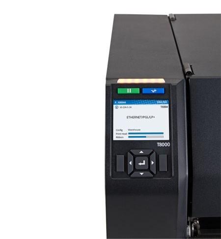 Printronix T8000 (T8204/T8304) 4 Inch Print Width Thermal Transfer Label  Printer