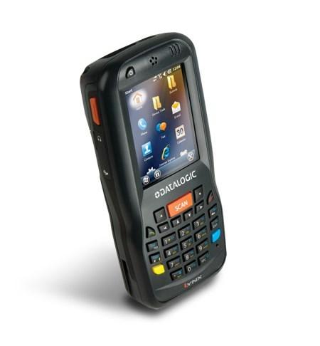 Lynx with Bluetooth v2 0 Mobile Computer, 3G/4G HSPA+, GPS, Standard Laser,  Camera 3MPixel, 27-Key Numeric Keypad