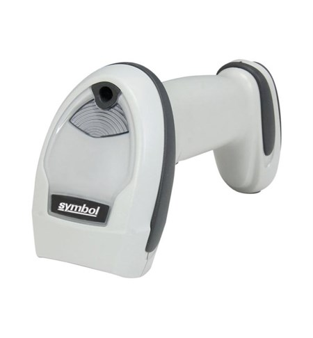 LI4278 White Barcode Scanner (Scanner Only)