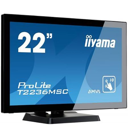 Iiyama T2236MSC Projective Capacitive 10 Point Touchscreen