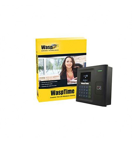 WaspTime with RFID Time Clock