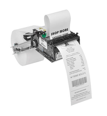 Zebra KR203 Kiosk Receipt Printer