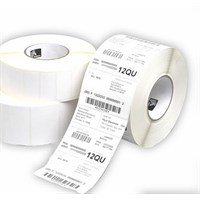 3006622 - Label, polypropylene, 102x102mm