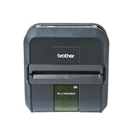 Brother RJ-4030 Rugged 4 inch mobile printer with bluetooth
