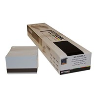 WF76-H27-A - Fotodek White Card with Hi-Co Magnetic Stripe (Box of 500)