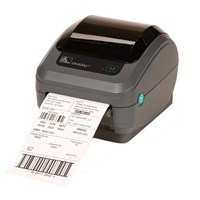 Zebra GK420d - Compact Direct Thermal Desktop Label Printer