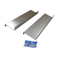 Under Counter Mounting Brackets SS-102 (Pair)