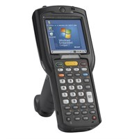 Zebra MC3200-G Android or Microsoft Embedded Compact 7 Mobile Computer in gun-style form-factor