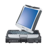 Panasonic Toughbook CF-19 - market-leading, rotating screen, convertible rugged laptop