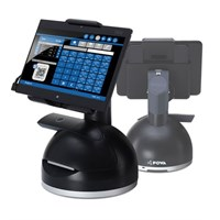 Powa POS-T25 Windows & Android Compatible Tablet POS Solution