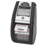Zebra QLn220  rugged, yet lightweight 2 inch mobile printer