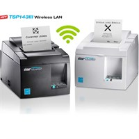 Star TSP100IIIW Wireless LAN thermal receipt printer