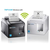 Star TSP143IIIW Wireless LAN thermal receipt printer