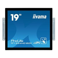 Iiyama TF1934MC-B2X 19 Inch Open Frame 10pt Touch Screen Monitor Featuring IPS Panel