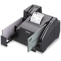Epson TM-S9000MJ - All-in-One Cheque Scanner/Printer and Receipt Printer
