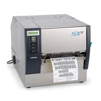 Toshiba TEC B-SX8T Industrial Wide Web Label Printer