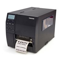Toshiba TEC B-EX4T2 Low Cost Industrial Barcode Label Printer