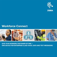 Zebra Workforce Connect - Mobile Computer Software