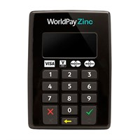 WorldPay Zinc Card Reader