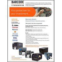 3 Year Gold Xtracare Warranty for Semi-Industrial Printers