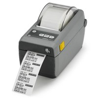 ZD410 Ultra-Compact 2 Inch Direct Thermal Printer