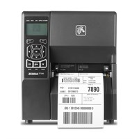 Zebra ZT230 Metal Framed Industrial Label Printer