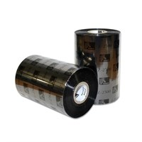 02300GS08407 Zebra 2300 European Wax 84mm x 74m Ribbon
