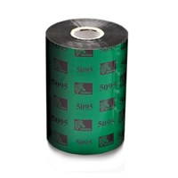 05095GS06407 Zebra 5095 Performance Resin 64mm x 74m Ribbon
