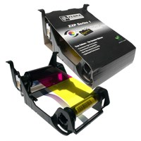 800011-140 - Zebra Load-N-Go colour ribbon for ZXP Series 1 YMCKO
