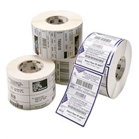 800261-107 - Zebra Z-Select 2000D Removable 38mm x 25mm Paper Label Peelable  (Perforation)