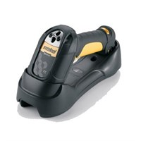 Zebra LS3578-FZ Rugged Cordless Bluetooth Fuzzy Logic Barcode Scanner