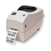 Zebra TLP2824 Plus Thermal transfer desktop printer for printing labels up to 56mm wide