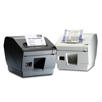 Star TSP700II High Speed, High Quality Receipt Printers with Barcode, Ticket and Label Functions
