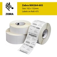 Zebra Labels | Buy Direct Thermal & Thermal Transfer Labels for your