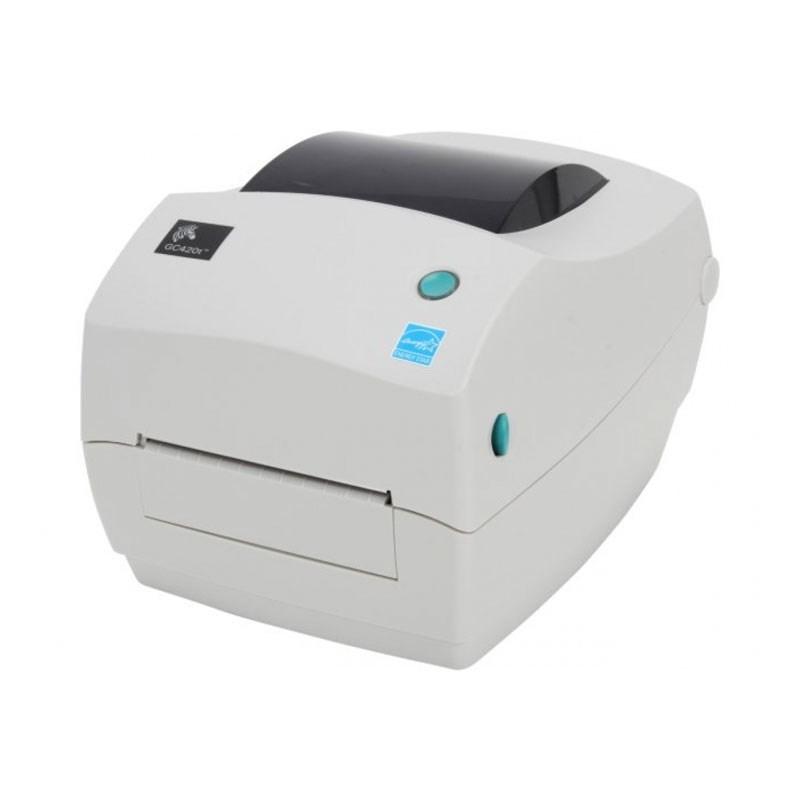 Zebra GC420D, 8 Dots/mm, EPLII, ZPLII, USB, Ethernet