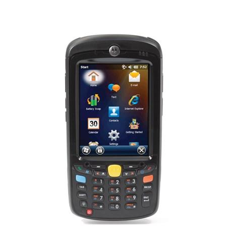 Zebra MC55A0 Rugged Mobile Computer | The Barcode Warehouse UK