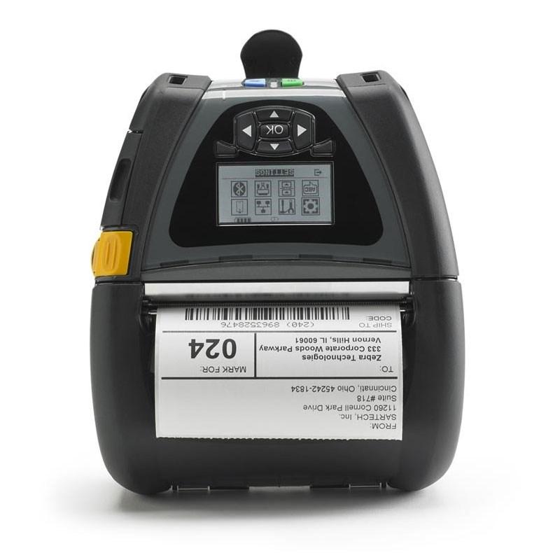Zebra Mobile Printer | Zebra Portable Label & Receipt