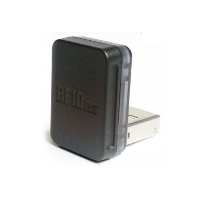13.56 MHz RF IDEAS Smart Card Reader Black USB